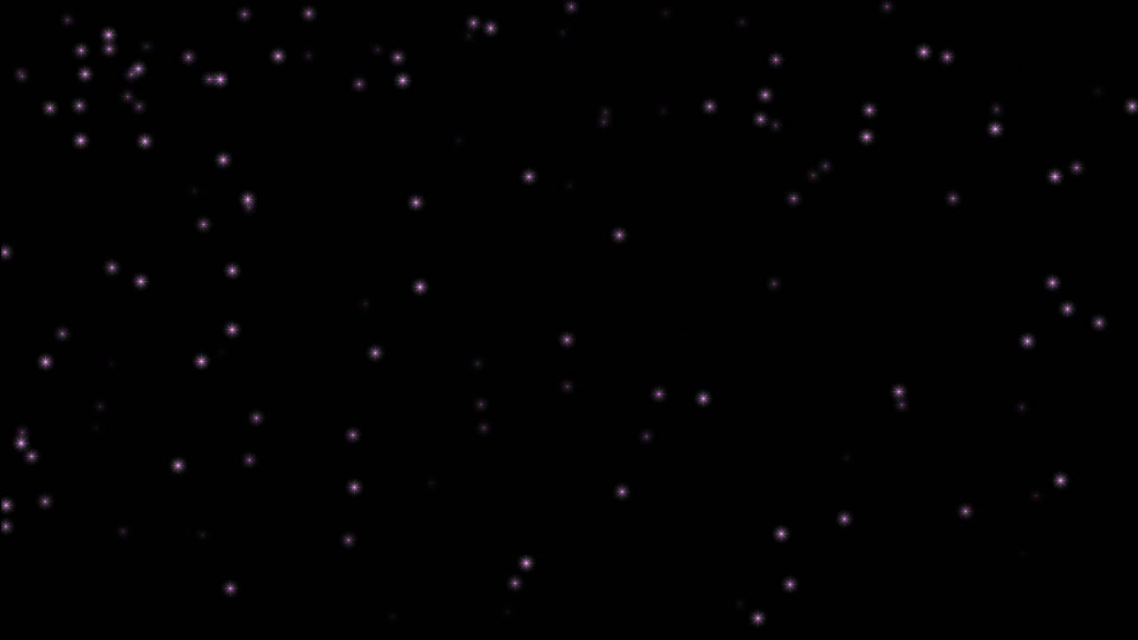 Background ANIMATION FREE FOOTAGE HD Pink Glitter Black   YouTube