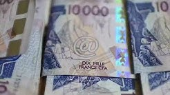 CFA franc to be replaced by the 'eco' but will stay pegged to euro