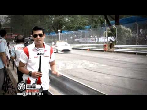 รายการ ฅ-คนรักรถ ตอน Toyota Motor Sport 2013 สนามที่ 01 ภูเก็ต