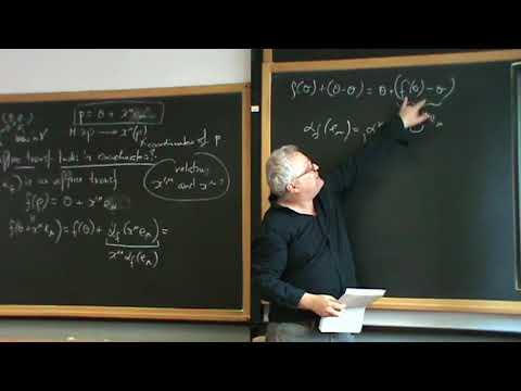 "Paweł Nurowski Lectures on General Relativity: ""Pre-Einstein models of spacetime"""