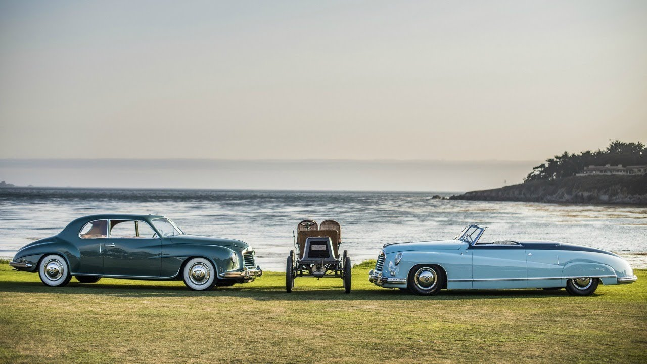 isotta fraschini at the 2017 pebble beach concours d elegance youtube