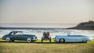 Isotta Fraschini At The 2017 Pebble Beach Concours D'Elegance