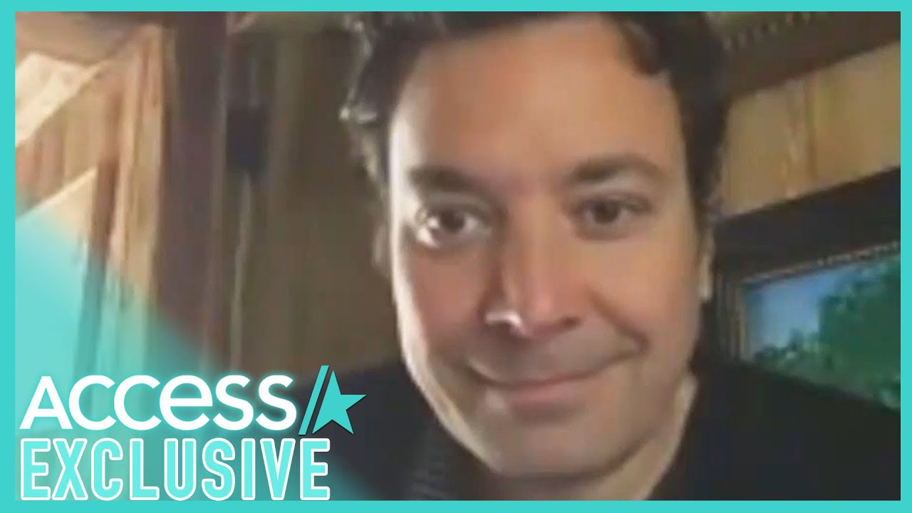 Jimmy Fallon Says His Daughters 'Can't Help' But Interrupt His Show