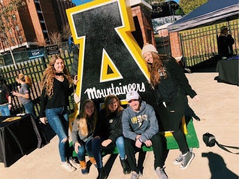 Weekend at Appalachian State University
