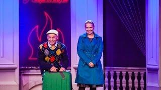 Kabaret Moralnego Niepokoju - Walizki (Official HD, 2015)