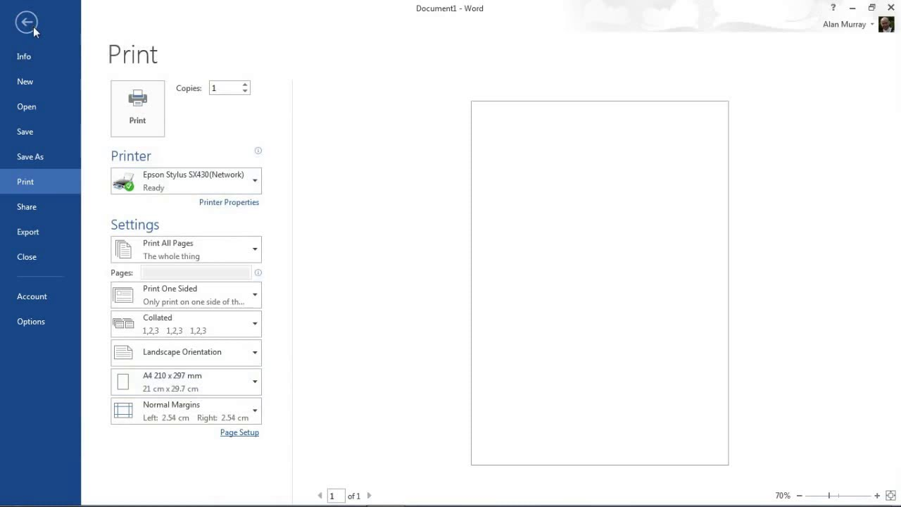 booklet templates word
