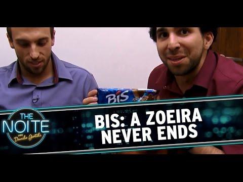 The Noite (08/10/14) - Bis: A Zoeira Never Ends
