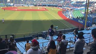岳東華 台湾代表 応援歌 應援曲 世界12強 ZOZOマリンスタジアム