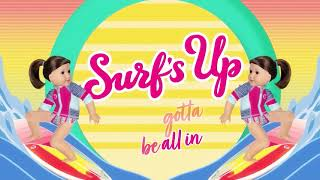 Surf's Up Official Joss Kendrick Lyric Video   @American Girl