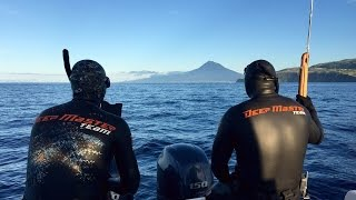Подводная Охота. Азорские Острова. Часть 2. Spearfishing in the Azores Pico Islands 2015(Подводная Охота. Азорские Острова. Часть 2. Spearfishing in the Azores Pico Islands 2015 Ссылки на соц сети: ☆ Моя страница: ▻..., 2015-12-23T09:20:05.000Z)