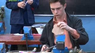 Столярная мастерская в конаковской школе. Действительно полезный урок труда