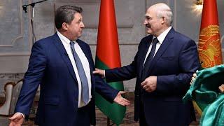 Лукашенко: «Не расслабляйтесь! Если Беларусь рухнет, то рухнет и Россия!» || Политика в странах СНГ