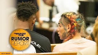 Tekashi 6ix9ine Feels Unsafe In Jail, Requests To Serve The Rest Of His Sentence At Home