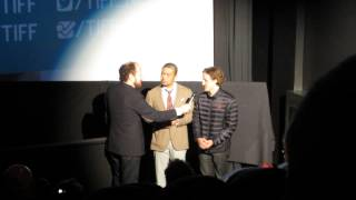 Matsumoto Hitoshi Q&A session after the Toronto International Film ...