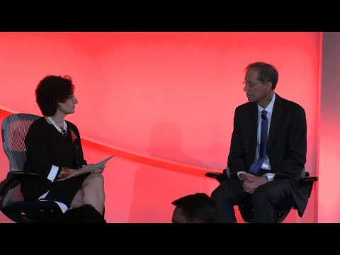 Lunch Keynote I Healthy Cities: The Future of Global Health | GBCHealth Conference 2013