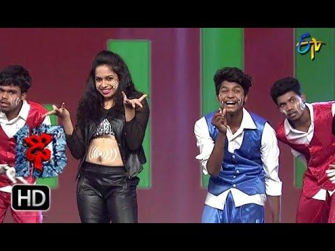 Tejashwini Performance | Dhee 10 |  14th February 2018| ETV Telugu