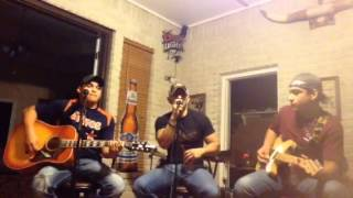 texas redd things are fixin to get real good acoustic cov