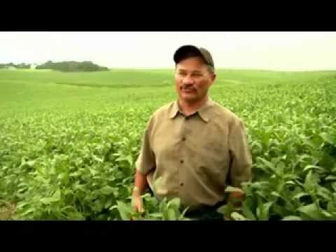 Nebraska Soybean Farmer Chuck Meyers Discusses Modern Agriculture Production
