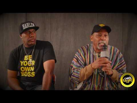 Professor James Smalls & Bro. Roc- How to Create Black Economics in The Trump Era