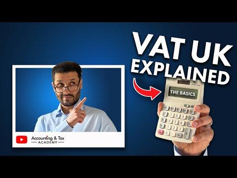 VAT Value Added Tax Explained - The Basics