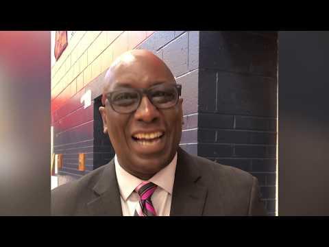Allen Gray - Assistant Principal - Justin F. Kimball H.S. - Dallas, TX