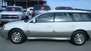 2000 Subaru Legacy Wagon Fond Du Lac, Wi