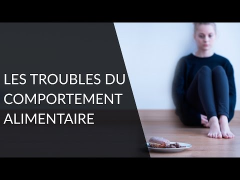 Les troubles du comportement alimentaire chez l'adolescent - Question Nutrition