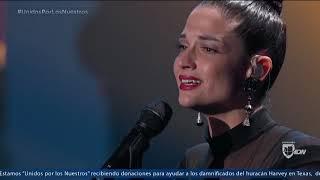 NATALIA JIMENEZ / CIELITO LINDO/ UNIDOS POR LOS NUESTROS