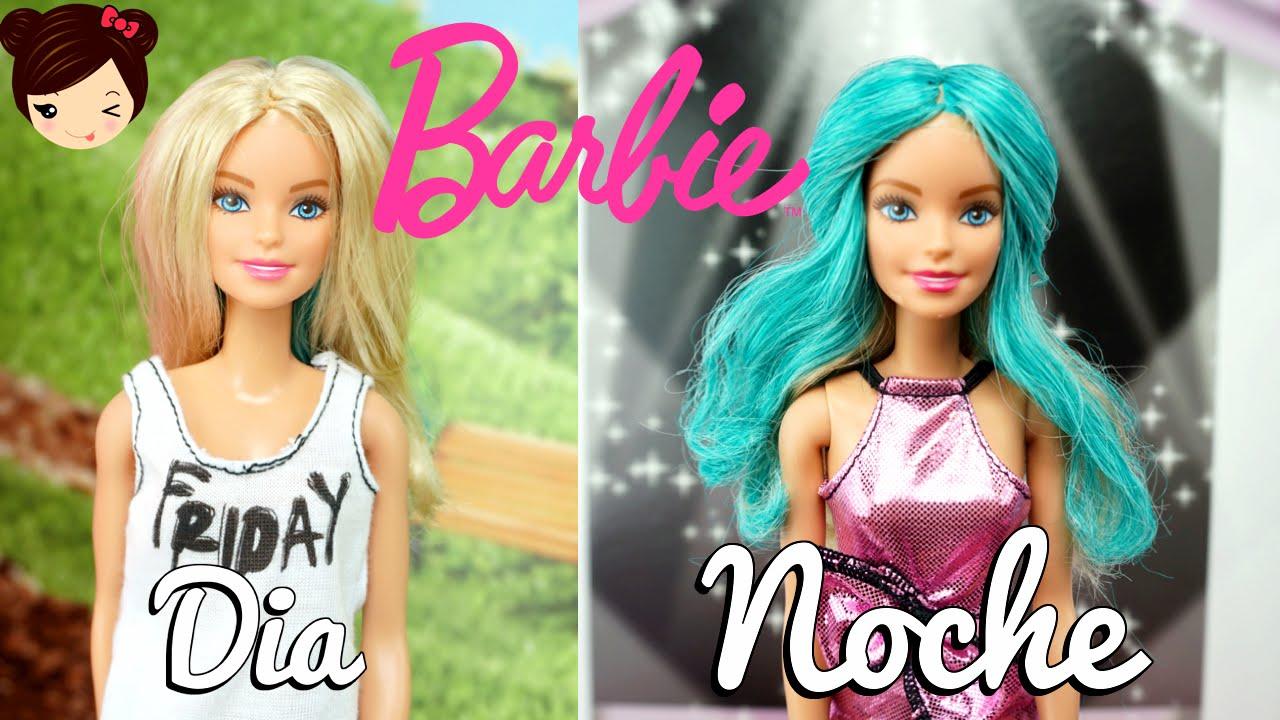 Juegos de cortar pelo de barbie