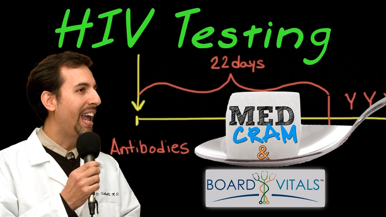 Download HIV Testing Explained Clearly - Exam Practice Question