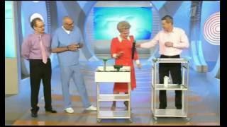 Отпугиватели кротов в передаче Жить здорово на 1 канале ТВ