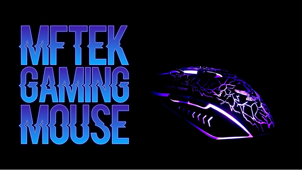 9fbb3ad4185 MFTEK Gaming Mouse [2000DPI] [Programmable] [Breathing Light] with 7  Buttons for PC (Review)