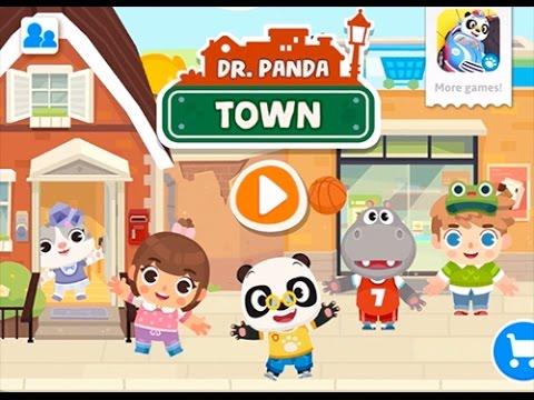 Dr. Pandas Restaurant - Learning videos : Game for Children