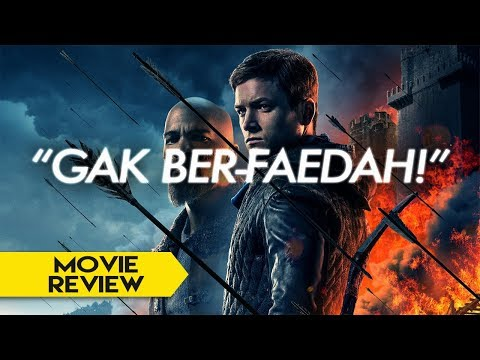 REVIEW 'PEDAS' ROBIN HOOD (2018) Indonesia