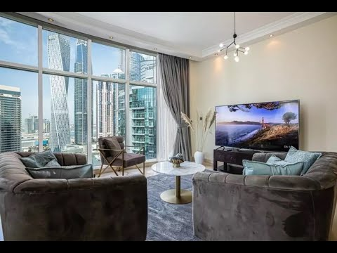 Waterside Living 3 Bedroom apartment with stylish walkways