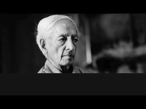 Audio | J. Krishnamurti & F. Waters – Malibu 1972 – Interview By Frank Waters