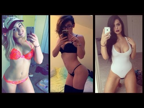 The Hottest Girl Selfies