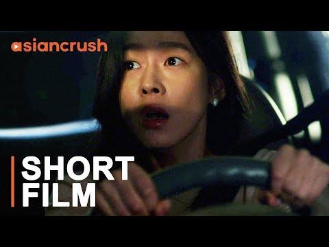 Road rage! Korean couple meets trucker from hell | Korean urban horror story