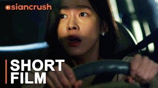 Road rage! Beautiful Korean wife gets revenge on the road | Korean Horror Story