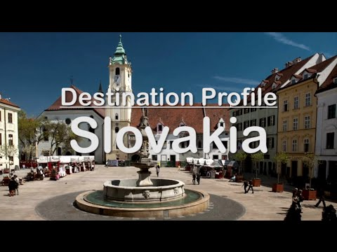 Destination Profile:  Slovakia