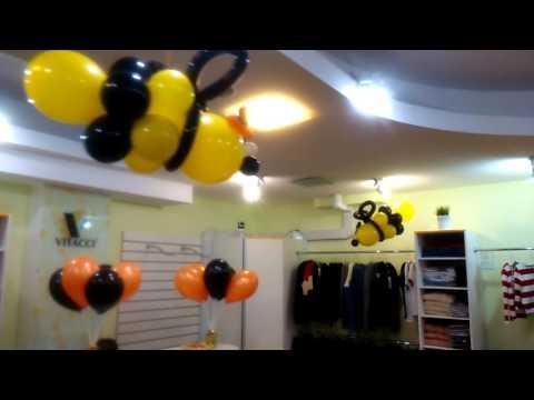 Мальчик, Девочка и пчелки. Открытие магазина детской одежды. Ставрополь!