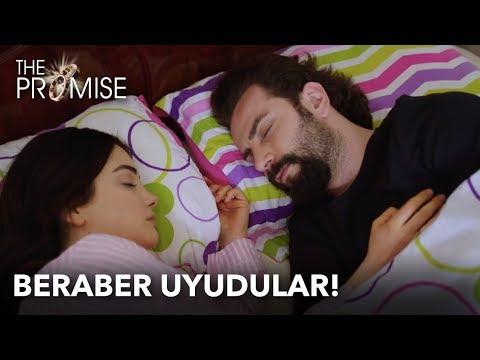 Beraber Uyudular! | Yemin (The Promise) 24. Bölüm
