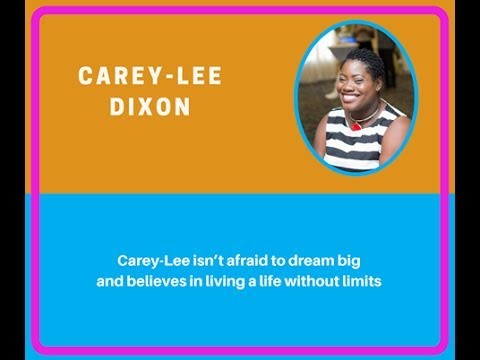 Interview with Carey-Lee Dixon from Jamaica | Inspiring ladies of the Caribbean