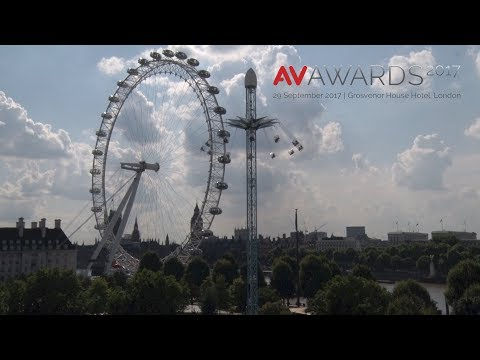 AV Awards Shortlist Party 2017   AVTV On Demand