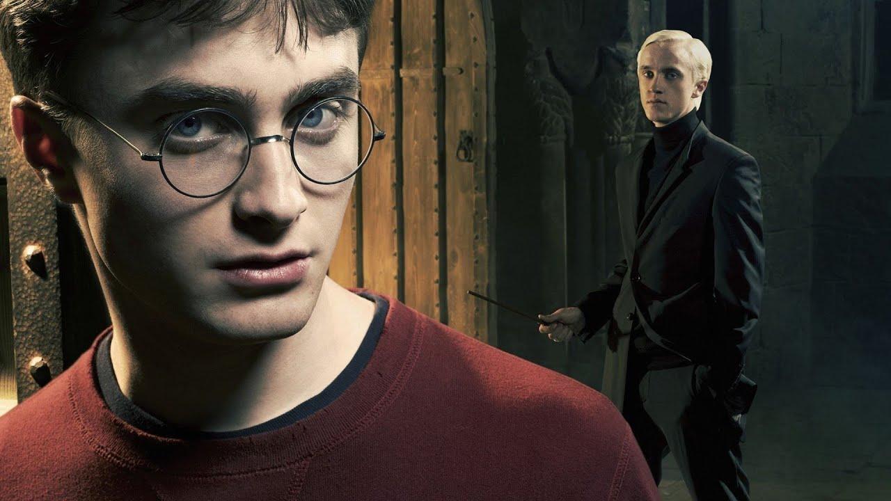 Homosexuell Harry Potter und Malfoy
