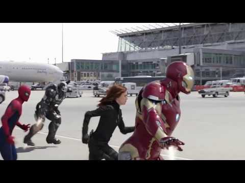 United IronMan Stands LiveAction Intro