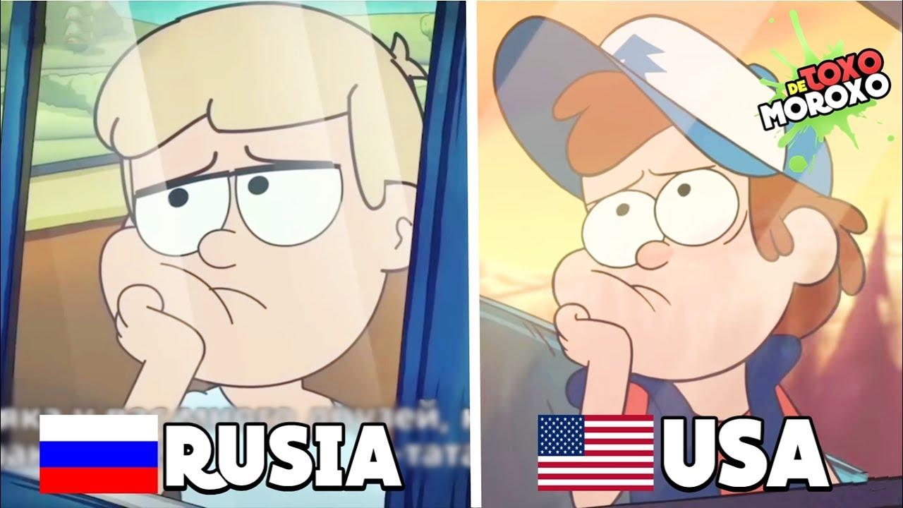 Las 7 Copas Más Descaradas De Los Dibujos Animados Parte 2 Youtube