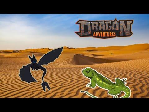 Dragon Adventures Desert Egg Youtube