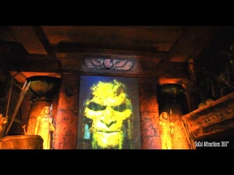 [HD] Full Revenge of the Mummy Ride - Universal Studios ...