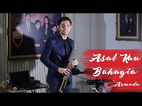 Armada - Asal Kau Bahagia (Saxophone Cover by Deya Putra)